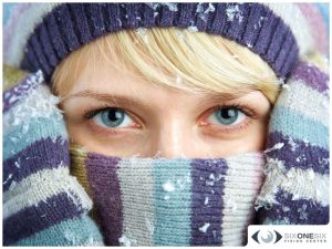 How the Winter Season Affects Your Eyes