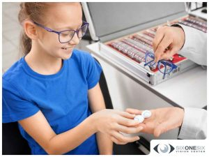 Is Your Child Too Young for Contact Lenses?